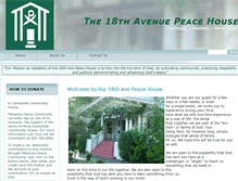 Tablet Preview of 18thavepeacehouse.org